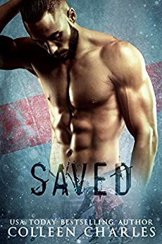 Saved (Minnesota Caribou Book 5) by [Colleen Charles]