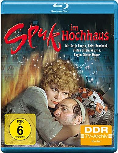 Spuk im Hochhaus - DDR TV-Archiv [Blu-ray]
