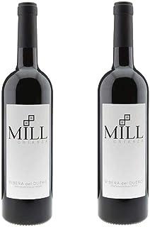 Mill - Vino Tinto Crianza - Ribera Del Duero Denominación De Origen (2 x 750 ml)