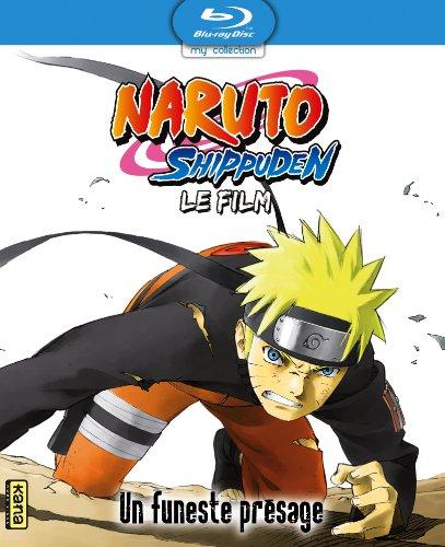 Naruto Shippuden Le Film : Un FUNESTE PRÉSAGE [Blu-Ray]