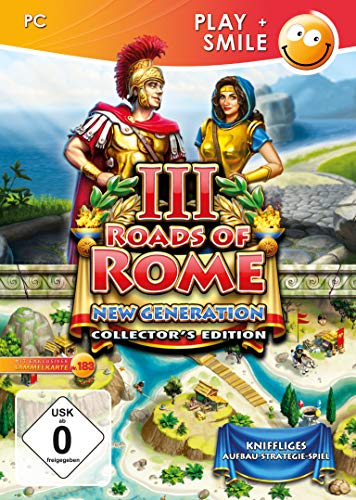Roads of Rome: New Generation 3