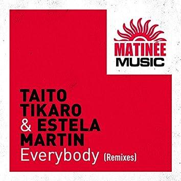 Everybody (Remixes)