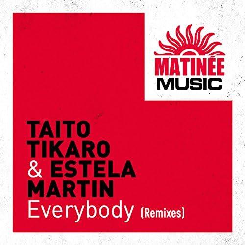 Taito Tikaro & Estela Martin