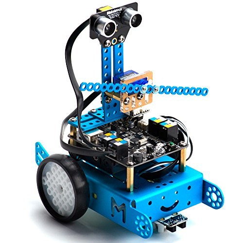 Preisvergleich Produktbild Makeblock 98052 Roboter blau