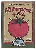 Down to Earth Organic All Purpose Fertilizer Mix 4-6-2, 5 lb