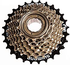 ZUKKA 7-Speed Freewheel MF-TZ500-7,14-28 T Multiple Freewheel-Threaded Type Hub Bike Accessories