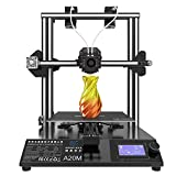 GEEETECH-GIANTARM Upgrade A20M 3D Printer, Mix-Color 3D Printing with Dual Extruder, 95% Pre-Assembly 3D Printers with Resume Printing, Filament Detector and All Metal Build Volume as 255×255×255mm3