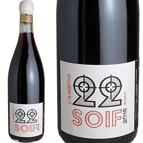 ヴァン・ドゥ・ソワフ・ルージュ 2016 ランビティオ フランス シュッドウエスト 赤ワイン 750ml