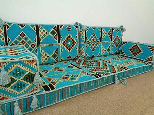 Pallet cushions,Arabic sofa,Arabic floor sofa,Arabic floor seating,Arabic couch,Oriental floor seating,Jalsa,Majlis - MA 67