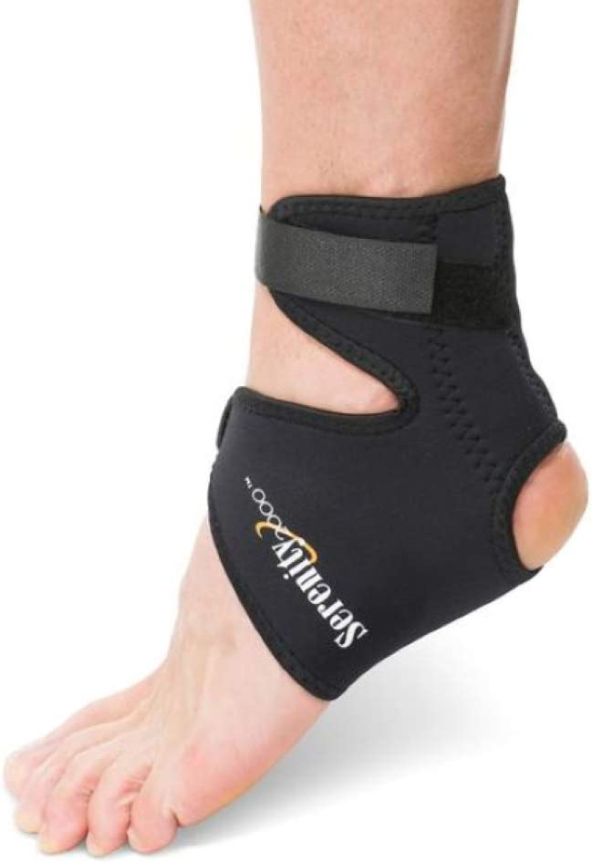 Magnetic Ankle At the price Support with Wrap and Spring new work one after another Achillies Therapy