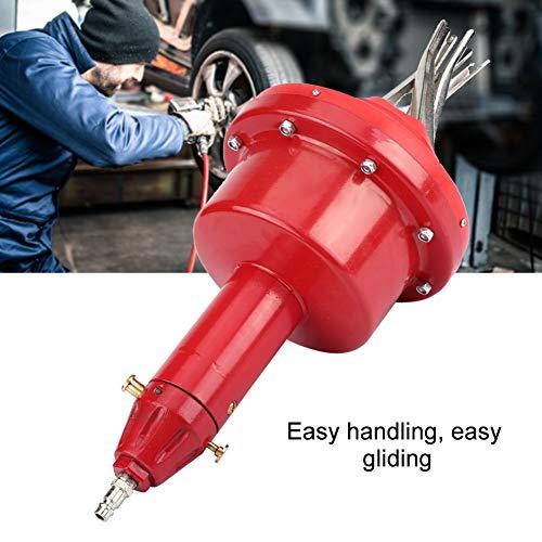 Kit de fuelle universal para mangas flexibles con un diámetro de 25-110 mm Expansor de fuelles de cardán neumático con válvula de sobrepresión