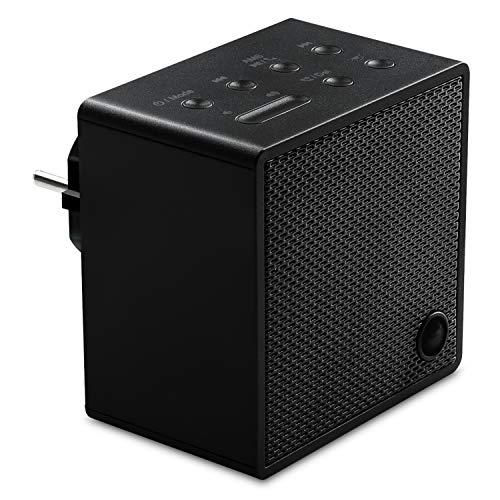 Medion p65700 Notebook Digital schwarz – Radio (tragbar, Digital, FM, 3 W, Schwarz, Li-Polymer)