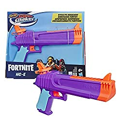 top rated NERF Fortnite HC-E Super Soaker Goods Water Blaster Water Goods 2021