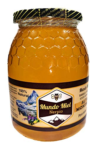 Miel de abeja Natural, Cruda y Pura Alta Montaña/Lavanda. Últimas Unidades! Cosechada a 1900m.s.n.m. Directa del Apicultor. 100% NATURAL- Empresa Familiar- Desde 1972- Origen ESPAÑA 1Kg