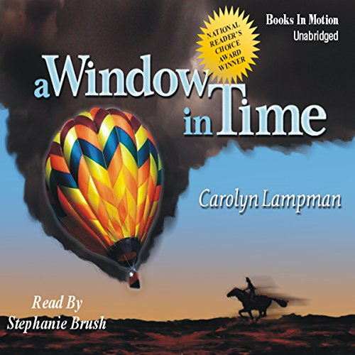 A Window in Time audiobook cover art