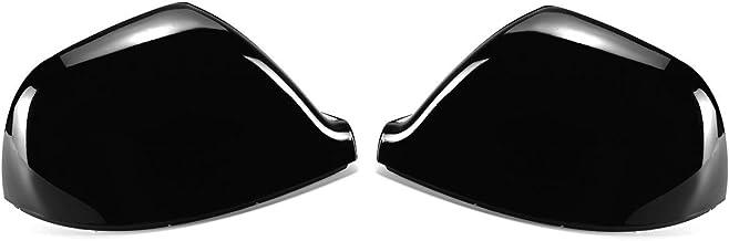 YIJIAN Wing Mirror Covers for Hyundai Tucson 2016 2017 2019 Chrome Side Door Mirror Cover Rear View Cap 2pcs