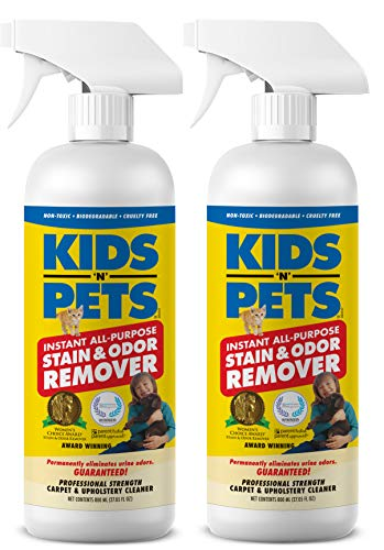 KIDS 'N' PETS  Instant All-Purpose Stain & Odor Remover  27.05 oz...