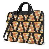 XCNGG Bolso de hombro Computer Bag Laptop Bag, Pizza Cat Business Briefcase Protective Bag Cover for...