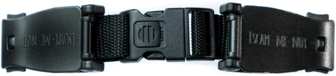 ESCAPE ME NOT 052019 Car Seat Anti Chest Clip Harness Strap to Stop Children Removing Their Arms No Threading Required