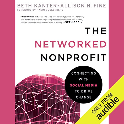 The Networked Nonprofit audiobook cover art