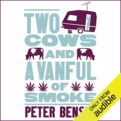 Two Cows and a Van Full of Smoke  By  cover art