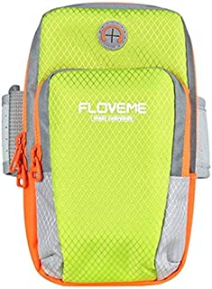 FLOVEME Armband for iPhone 7 6 8 Plus X Universal Sport Running Bag for Samsung Galaxy S9 Mobile Phone Arm Band Holder Bag...