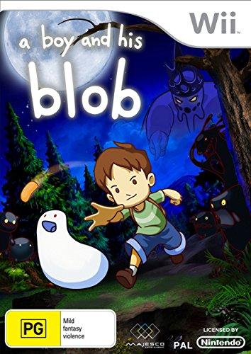 A Boy and His Blob (Nintendo Wii) [importación inglesa]