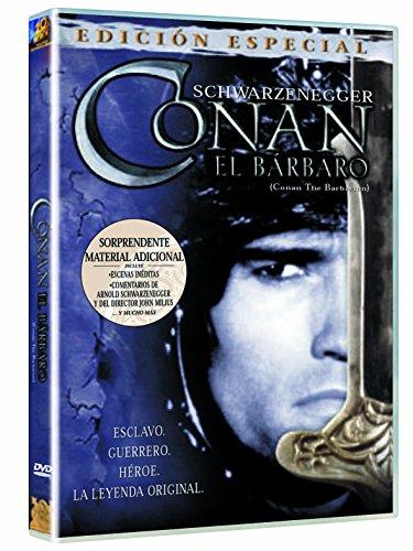 Conan El Barbaro [DVD]