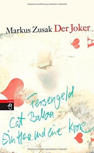 Der Joker von Markus Zusak (10. November 2014) Taschenbuch