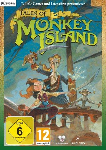 Tales of Monkey Island [Importación alemana]