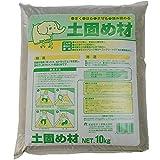家庭化学工業 土固め材 10kg 取寄品 カテイ-209774