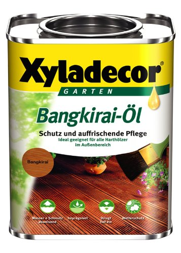 Xyladecor Bangkirai Öl 750 ml