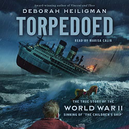 Torpedoed Audiobook By Deborah Heiligman cover art