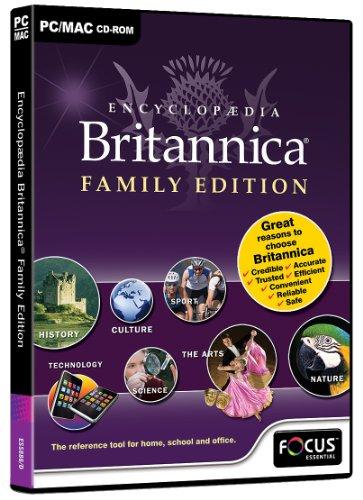 Encyclopaedia Britannica Family edition [import anglais]