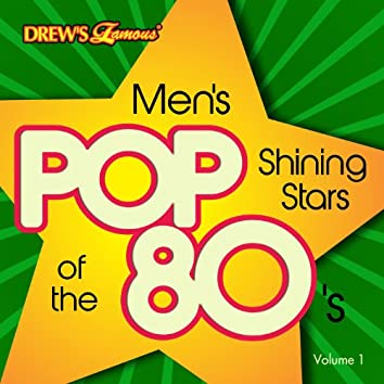 Men's Pop Shining Stars of the 80's, Vol. 1