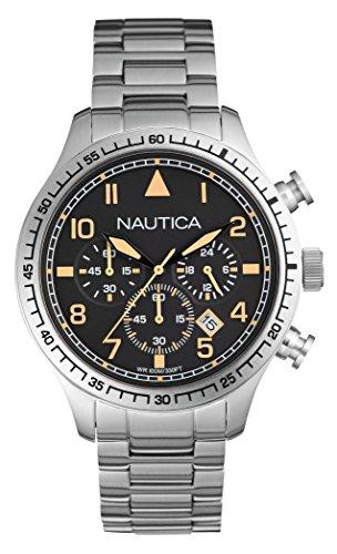 Nautica W 12 R2 A18712G - Orologio da polso da uomo