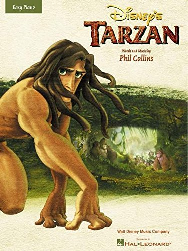 Disney's Tarzan: Easy Piano