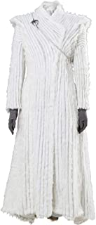 Cosplaysky Game of Thrones Costume GOT Season 7 Daenerys Targaryen Dress Cape