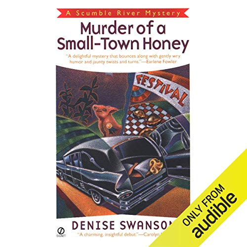 Murder of a Small-Town Honey Titelbild