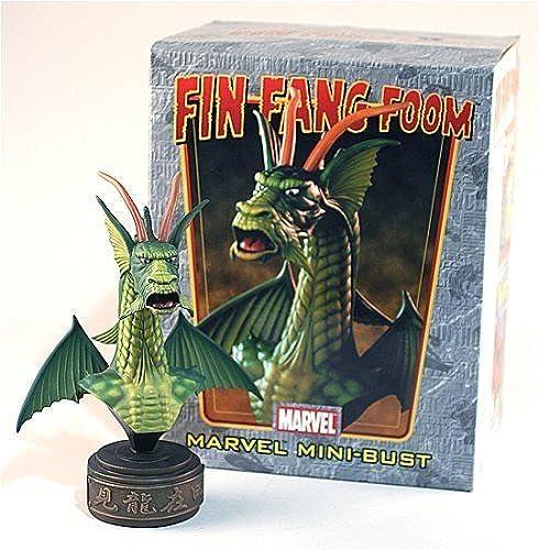 Fin Fang Foom Mini Bust by Bowen Designs by Bowen Designs