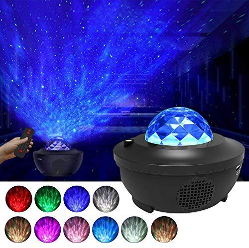 Laser Star Projector,LED Night...