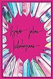 Syukur jalan kebahagiaan: Buku catatan syukur dengan 365 kutipan motivasi dan inspiratif untuk wanita, anak perempuan, anak-anak, dan orang dewasa ...