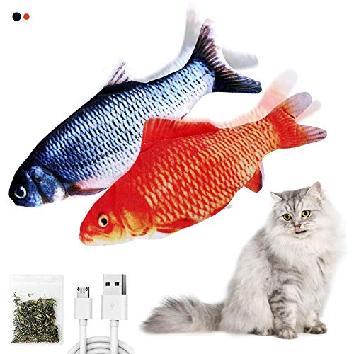 (50% OFF) Floppy Fish cat Toy $8.00 – Coupon Code
