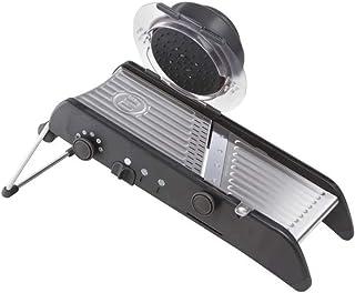 Progressive PL8 Professional Mandoline Slicer, Black, 55615