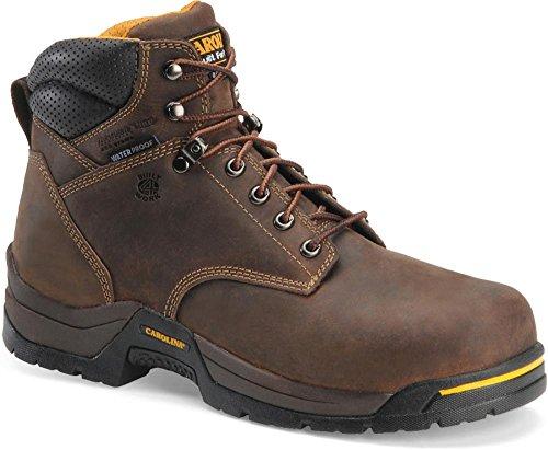 Carolina CA5021 6In. Waterproof Insulated Broad Toe Boot