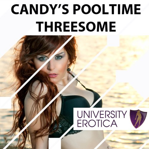 Candy's Pooltime Threesome cover art