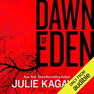 Dawn of Eden audiobook cover art