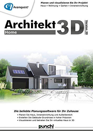 Architekt 3D 20 Home | Home | PC | PC Aktivierungscode per Email