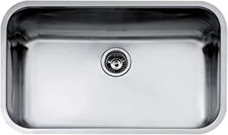 Franke 10125121 BE 740/430 CN Kitchen Sink with a Single Bowl from Teka, Grey