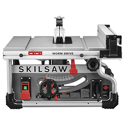 SKILSAW SPT99T-01 8-1/4' Portable Worm Drive Table Saw
